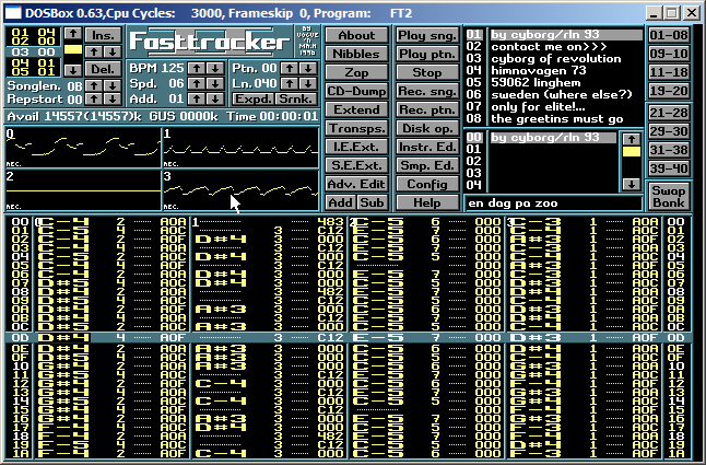 fasttracker avr
