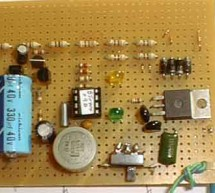 Door Chime Privacy Sentry using Attiny12