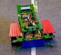 Remote Control based Robot using C language