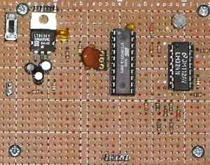 Barker Code-Locked Loop Synchronous Demodulator using ATtiny2313 microcontroller