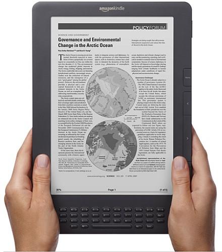 How the Amazon Kindle Works