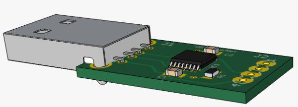 HappyJTAG2 - JTAG AND SPI AVR8 interface using ATmega32