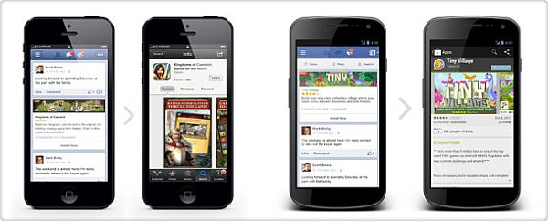 How the Facebook Mobile App Works