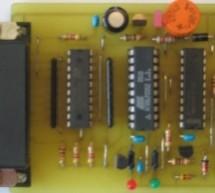 AT89LP2052 / AT89LP4052 Parallel Port Programmer