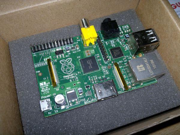 Smaller Raspberry Pi