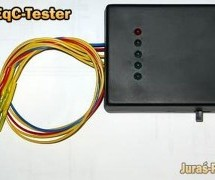 Testing Device for DiSEqC-Switches using ATtiny13-20PI