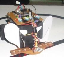 Project Development Board using ATTiny2313 microcontroller