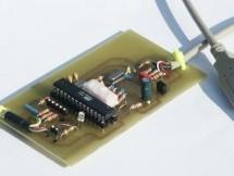 AvrUsb500 — an open source Atmel AVR Programmer using ATmega8