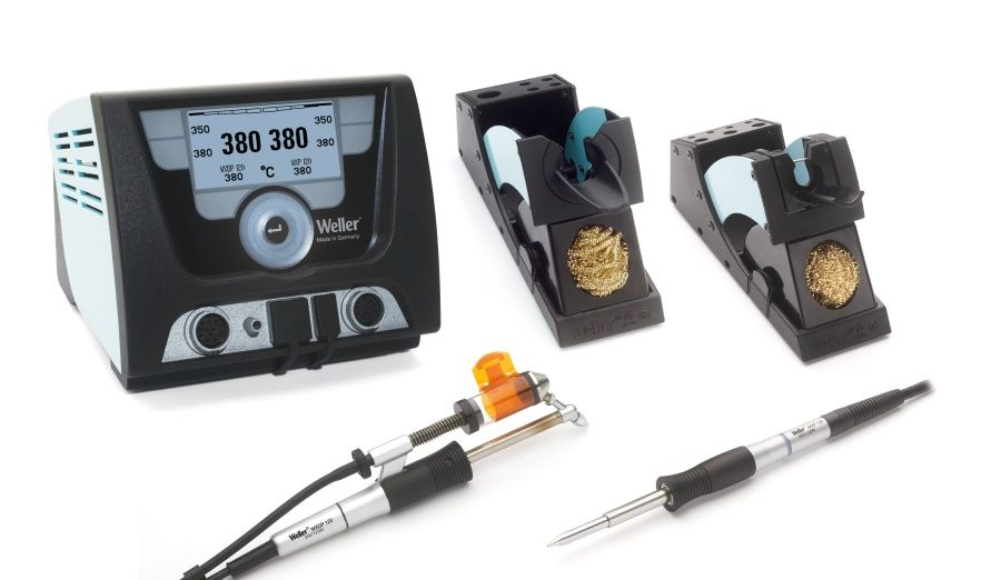 WX soldering stations