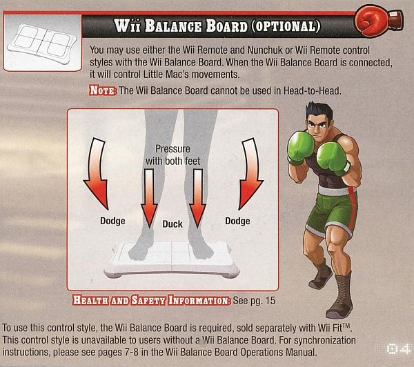 How the Wii Balance Board Works