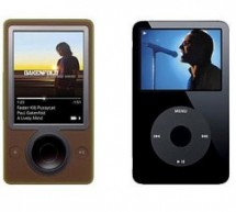 How does Zune compare to iPod?