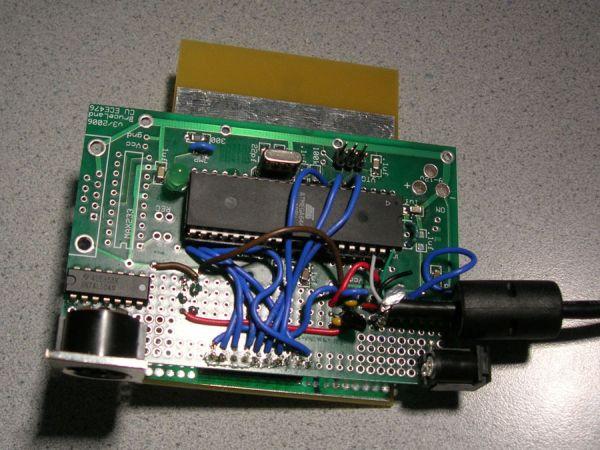 A Wearable Wireless Sensor System using ATmega644V