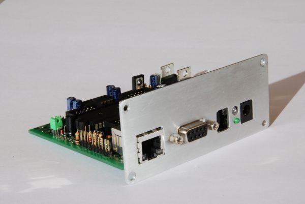 etherrape using ATmega644 microcontroller
