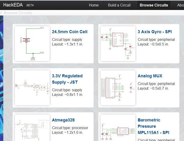 HackEDA builds Eagle schematics and PCBs from standard circuit blocks