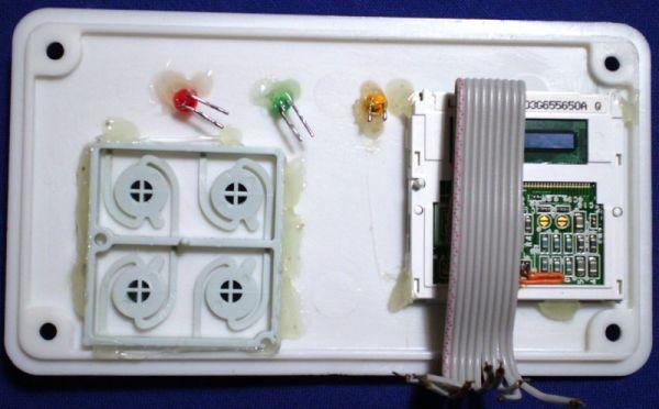 Tetrapuzz – Tetris clone for AVR using ATmega168