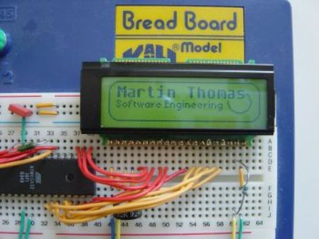 Interfacing Atmel AVR with Graphics Liquid Crystal Displays using ATmega32