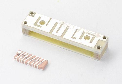 The WhereAVR using ATmega8 microcontroller