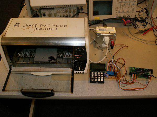 Reflow Soldering Oven