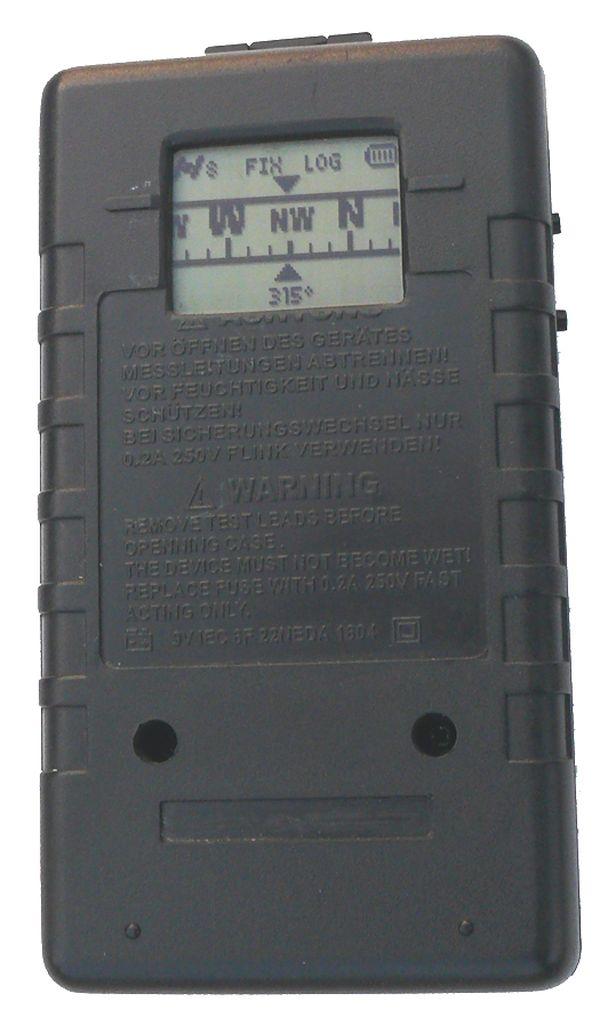 Printed circuit board 'Multiuse tiny1' using ATmega8