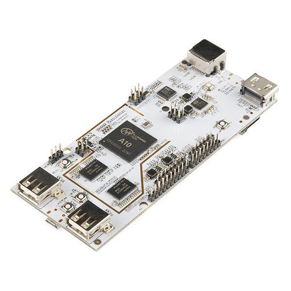 pcDuino – 1GHz ARM Cortex A8 Dev Board with 1GB memory