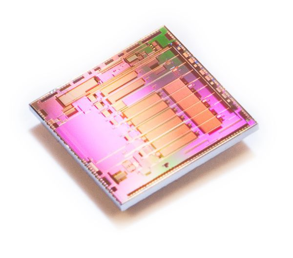 Low-Power Chip