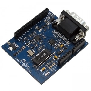 Vehicle OBD2 Shield with STN1110 IC