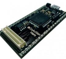 CoAction Hero: 32-bit Open-Source ARM Cortex-M3 Board