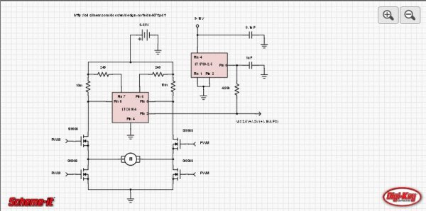 Monitor your H-Bridge Circuit Load