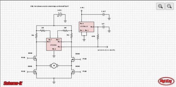 Monitor your H-Bridge Circuit Load