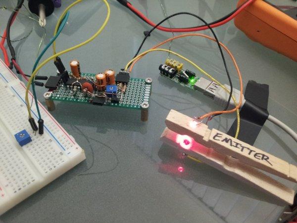 Simple DIY ECG + Pulse Oximeter (version 2)