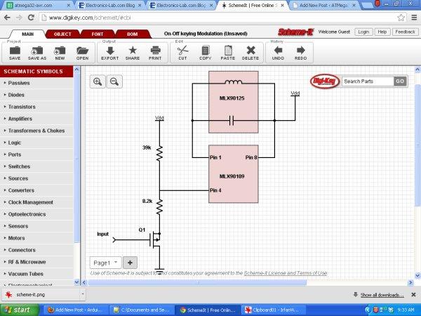 DIY Wireless Data Transceiver