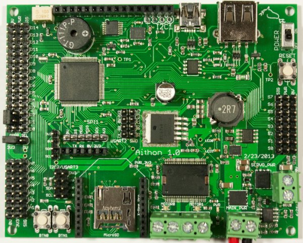 ARM Microcontroller Board (Canceled)