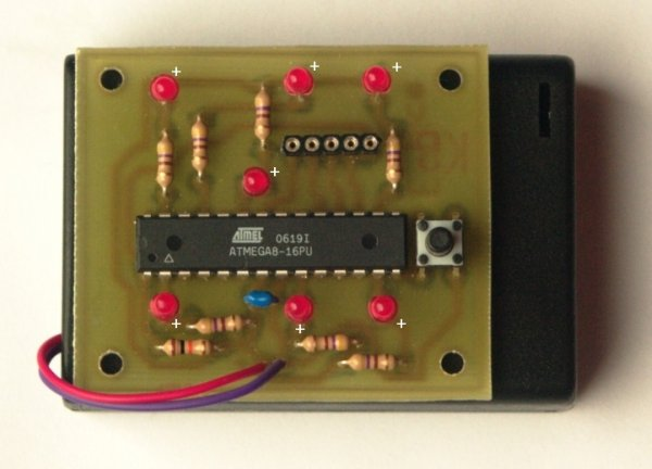 USB Sensors with ATtiny Microcontrollers