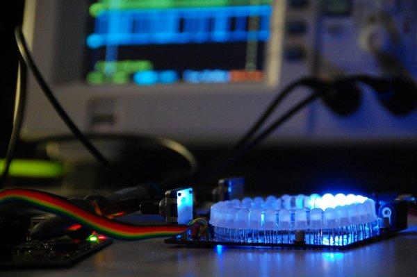 DIY LED microscope illuminator