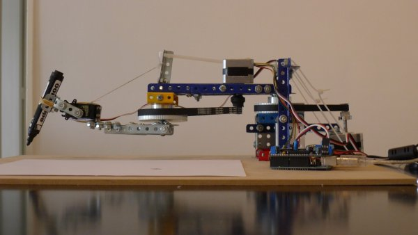 Drawing Arm with Arduino