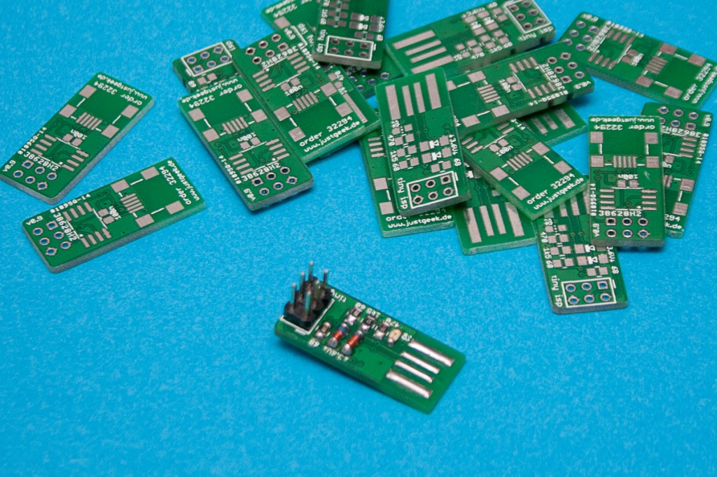 Minimalist AVR programmer