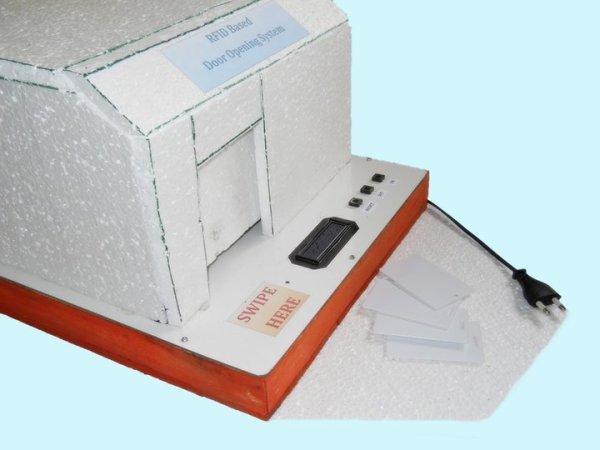 RFID Based Door Opening System