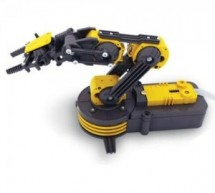 Arduino – Modifying a Robot Arm using ATmega328