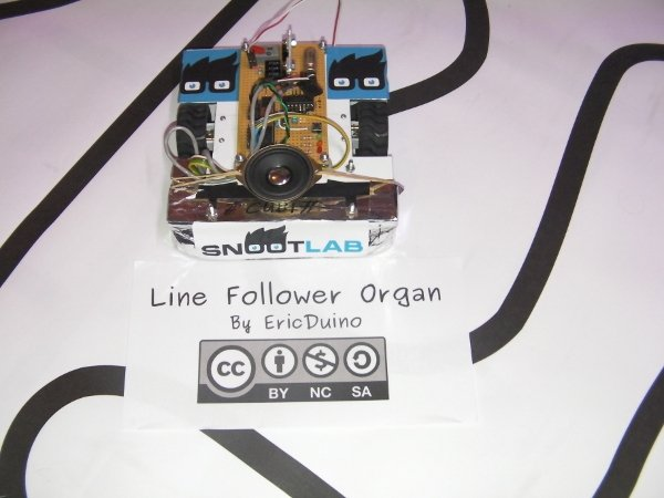 arduino-line-follower-organ