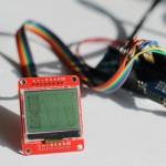 Arduino LCD Oscilloscope