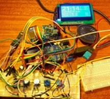 Arduino MP3 alarm clock