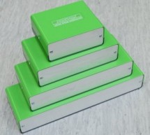 Fastron – metal enclosures with fluent shapes