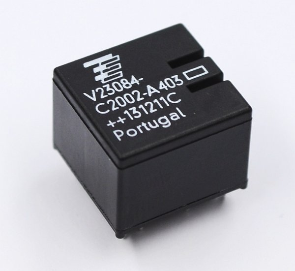 Favorite automotive relay V23084 in a new cloth