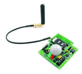 GSM Multifuction Alarm with SIM900