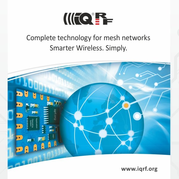 IQRF - a wireless technology which breaks barriers