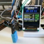 Mini Arduino environment monitor