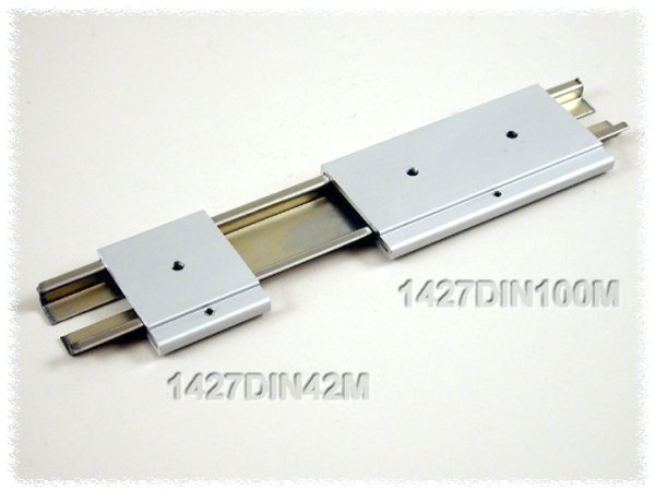 New DIN rail clips 1427 series can fasten (almost) every enclosure