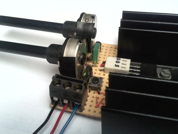 Simple PWM Flyback driver tutorial