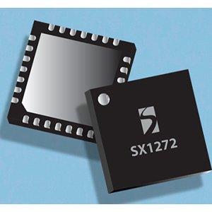 Smart Meter Transceiver IC has Range of 15 km