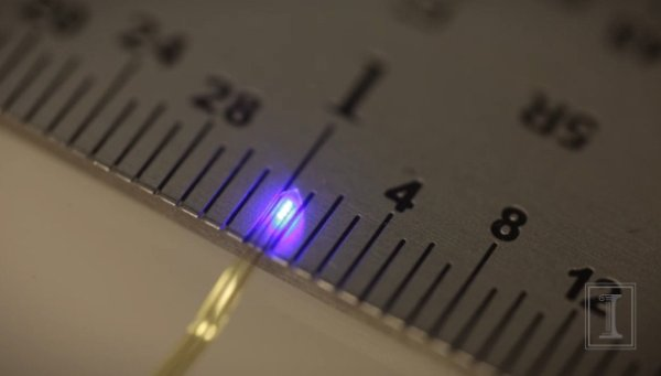 Studying the brain with micro-injectable LEDs